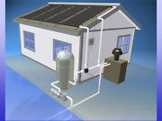 12-- 2 And039 X12and039 Pool Solar Panels W/roof Kits 5 Yr Warranty Usa