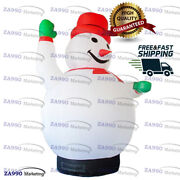 20ft Inflatable Snowman Christmas Holiday Promotion With Air Blower
