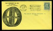 Front And Back Advertising Hamilton Slogan Arch Issue 1931 Canada Cover