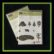 Stampinand039 Up Always An Adventure Stamps And Outdoor Adventure Dies New2