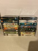 Huge Lot Of 16 Pc Games Untested As Is Sims Resident Evil Casino Etc