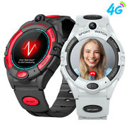 Kids Baby Smart Watch 4g Gps Wifi Sim Card Camera Video Call For Android Ios