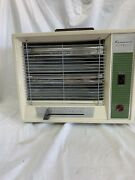 Vtg Retro Kenmore Automatic Deluxe Usa Made Space Heater High Output 1320/1650w