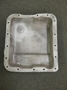 Gm 4l60e /700r4 Automatic Deep Transmission Pan With Oil Drain