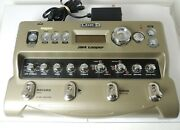 Line 6 Jm4 Looper Effects Pedal W/power Supply Free Usa Shipping