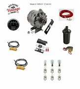 1928-1931 Ford Model A 6 To 12 Volt Conversion Parts