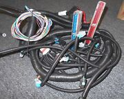 Brand-new And039red/blue And Green/blue Stand-alone Ls-1 Wire Harness 1998-2004