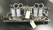Real Algon Fuel Injection With All New Hilborn Parts Inc/new Air Tubes