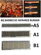 Barbecue Bbq Infrared Burner Stainless Steel Gas Grill Ceramic Burner Heater
