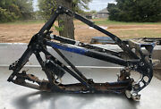09 Can Am Ds 450 Frame Chassis Ds450 2009