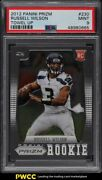 2012 Panini Prizm Towel Up Russell Wilson Rookie Rc 230 Psa 9 Mint