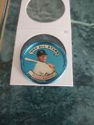 1964 Topps Baseball Coin 131 Mickey Mantle Righthanded Allstar Great Color