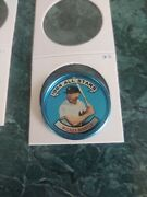 1964 Topps Baseball Coin 131 Mickey Mantle Lefthanded Allstar Great Color