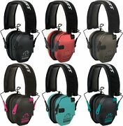 Walkerandrsquos Razor Slim Gwp Electronic Hearing Protection And Sound Amp Ear Muffs