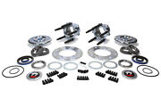 Moser Engineering Gn C/t Hub Package Steel Hub And Rotor 4200p54c