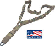 Ocp Tactical 1 One Point Single Point Sling Bungee Rifle Gun Sling Qd Buckle