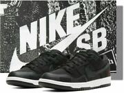 Nike Sb Dunk Low X Verdy Wasted Youth Special Box Dd8386-001 Size 11.5