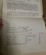 Long Ford Auto Co Inc. 1914 Historical Document Biddeford Me First Ford Extended