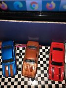 Hot Wheels 67 Camaro 3 Pack All Different Includes The Satin Blue Edition