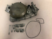 Honda Crf450 Crf 450 Oem 2003 Clutch Cover W/ Panel Cover