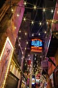 Printer's Alley Nashville City Photography Metal Print Wall Art Picture Home Dec