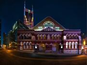 The Ryman Auditorium Photography Metal Print Wall Art Picture Home Decor Poster