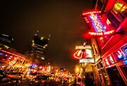Nashville Tennessee Broadway Country Music Skyline Downtown Photography Landmark
