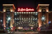 St. Louis Cardinals Photography Metal Print Wall Art Picture Home Decor Poster L
