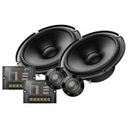 Pioneer Ts-z65ch 6.5 2-way Component Car Speaker System