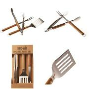 Accessories Set Grill Bbqs Piece Grilling Spatula Tongs Fork Utensils Barbecue T