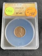 1914-s Lincoln Cent K808