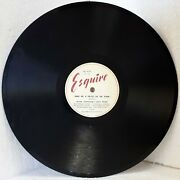 Bunk Johnsonand039s Jazz Band Esquire 10-151 Make Me A Pallet On The Floor 78 Rpm