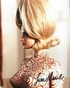 Lisa Marie As A Martian Girl - Mars Attacks Genuine Signed Autograph