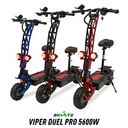 Skootz Viper Duel Pro Electric Scooter