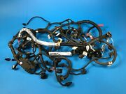 12-16 Bmw F30 328i N20 Engine Automatic Transmission Wire Wiring Complete 26k