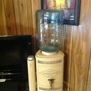 Vintage Sparkletts Water Dispenser 5 And039 Tall Great Condition