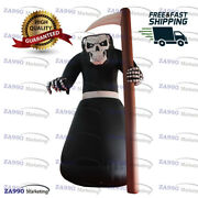 20ft Inflatable Grim Reaper Halloween Holiday Promotion With Air Blower
