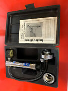 Blue-point Svt-262 Cooling System Tester In Case/ With Manual