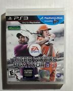 Tiger Woods Pga Tour 13 Sony Playstation 3, 2012 New