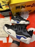 Under Armour X Aap Rocky Awge Srlo Menand039s Shoes Black/blue 3021559-003 Asap