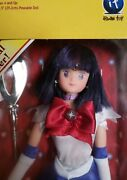 Sailor Saturn Doll 2001 Irwin Toys Canada Ltd Edition Sailor Moon Mint Rare New