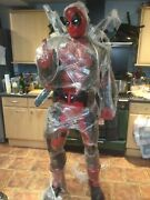 Deadpool Lifesize Figure. 6ft 6 Inches Height. Neca. Brand New.