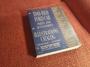 1949-1959 Ford Car Parts And Accessories Illustrations Catalog