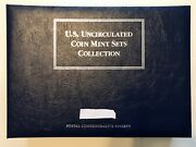 Complete U.s. Uncirculated Coin Mint Sets Collection 1964-1994 Rare Beautiful