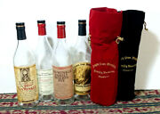 Pappy Van Winkle Whiskey 10 12 13 15 20 And 23 Year Bottle Bundle Lot - Rare