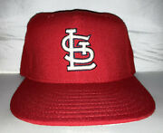 Vtg St Louis Cardinals Mark Mcgwire 1998 All Star New Era Fitted Hat Cap 7 1/2