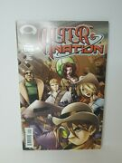 Alter Nation Image Comics Cover A 4