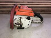 Stihl 041 Av Chainsaw Vintage Good For Parts Or Rebuild Untested