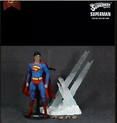 Christopher Reeve Superman Hot Toys 1/6 Figure Sideshow Exclusive Sealed