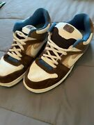 Rare Nike 6.0 Dunk Low Air Zoom Oncore Cinder / Brown 313661-212